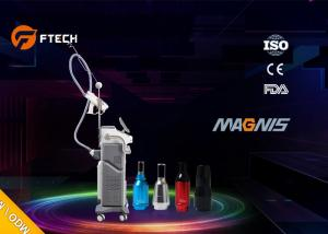China Skin Rejuvenation Q Switch Laser Tattoo Removal Machine For Beauty Salon on sale
