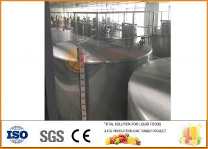 China Processing And Fermentation Equipment For Fruit And Vegetable Juice Beverage on sale