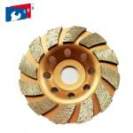 125mm Turbo Diamond Masonry Grinding Cup Wheel with Alloy Bond for General Purpose
