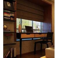 Designed Windows Roman Shades Blinds, Modern Roller Blinds