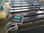 Weigh Beam 1T 2T 3T Load Bar Scale Mild Steel / Stainless Steel Materials