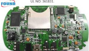 China Ru Rohs Custom Printed Circuit Board , 94v0 Prototype Production PCB on sale