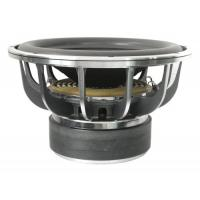 China Chromed T - plate SPL 15 Subwoofer , SPL Audio Subwoofers 2000W RMS Deep Bass on sale