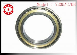 China Machined Brass FAG Angular Contact Ball Bearings High Accuracy on sale