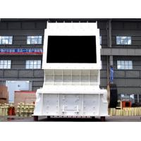Barite Impact Rock Crusher / Hydraulic Impact Crusher With Assembled Heavy Duty Rotor