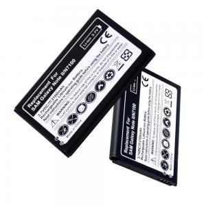 China 0 Cycle Samsung Phone Battery Note 2 3100mah Samsung Note Battery Replacement on sale