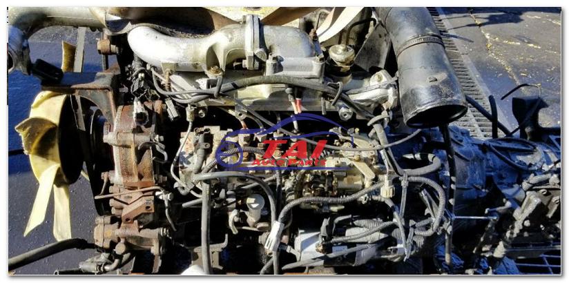 FD46 - T Engine Nissan Engine Parts , Nissan Car Parts TD27