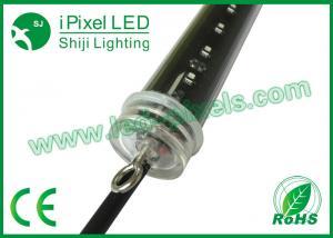China Connecting Individually Addressable Disco LED Lights Rain Tube Bendable For Holiday on sale
