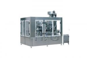 China Automatic Tea Filling Machine , Grapefruit Beverage Filling Line on sale