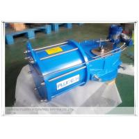 China Heavy Duty Scotch Yoke Pneumatic Actuator Double Acting Aluminum Alloy Body on sale