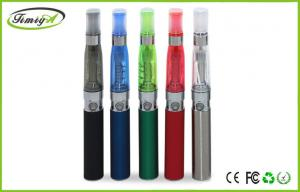China Health 510 Thread Ego E Cigs , Ce4 Quit Smoking E cigarette 1300mah Battery on sale