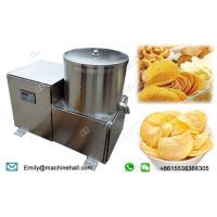 China Stainless Steel Continuous Work Potato Chips Deoiling Machine/Automatic Potato Chips Oil Dryer Machine Production Line on sale