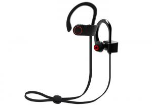 China Mini Waterproof Wireless Bluetooth Headphones , Water Resistant Wireless Earbuds on sale