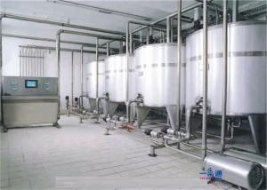 China Energy - Save Beverage Food Processing Equipment For Tea Drinks Making on sale