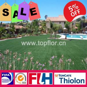 China Commercial parks swimming pools artificial grass for garden on sale