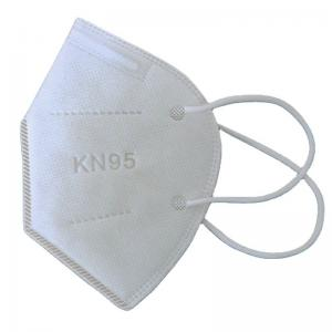 China Dust Earloop High BFE KN95 Protective Face Shield on sale