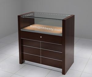 China Kundan Jewelry Display Counter on sale