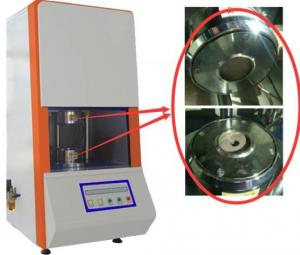 China 1.7Hz Rubber Testing Instruments GB/T16584-1996 Standards ISO 9001 Approval on sale