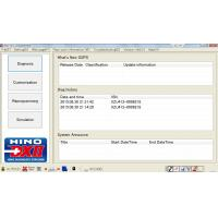 China Hino Diagnostic eXplorer 2 - Hino DX2 1.1.15.16 on sale
