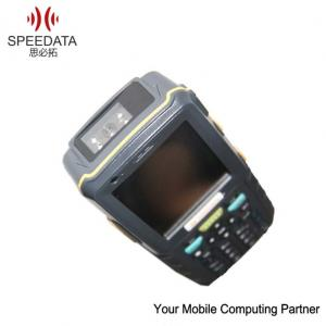China Biometric PDA GSM Wireless Terminal IP65 3.5inch With 1d Barcode Reader on sale