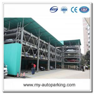 China 2-9 Levels Smart Puzzle Parking/ Automated Parking Systems Solutions/ Automatic Parking Garage/Horizontal Smart Garage on sale