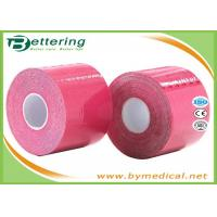 Sports Safety Kinesiology Physiotherapy Tape Health Care Waterproof Pure Cotton Material