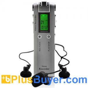 China Digital Voice and Telephone Recorder with MP3 Player (Journalist Ed.) on sale