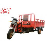 China Heavy Duty Electric Cargo Tricycle , 2 - 3KW 60V Electric Delivery Trike on sale