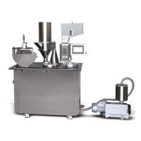 China Low Noise Semi Automatic Capsule Filling Machine With High Filling Efficiency‎ on sale
