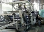 China 110KW PET Sheet Extrusion Line With Single Screw Extruder Electrical Control System wholesale