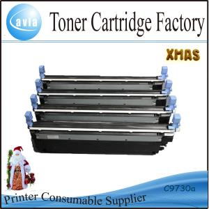 China Toner cartridge C9730a for hp printers on sale