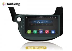 China 2009 Honda Fit Dvd Player , Android Car DVD Player Resolution 1024*600 on sale