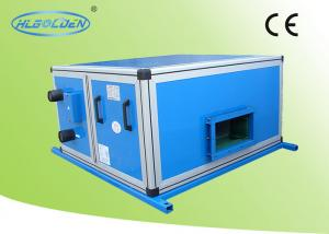 Quality Floor Standing And Horizontal Chilled Water Air Handling Unit , Commercial AHU Units for sale