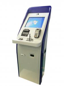 China Innovative Interactive Information Kiosk With E - Payment / Personal Identification on sale