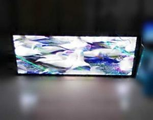 China P4 Truck Mounted LED Screen For Advertising , High Brightness 3000CD Mobile LED Display on sale