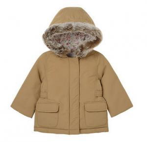 China New style Baby warm cotton-padded jacket With thick coat baby clothes winter childern jacket on sale