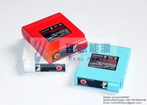 China 7.4v Thermo Heated Jacket Battery 5200mAh With Capacity Indication, Thermo Jacket Battery on sale