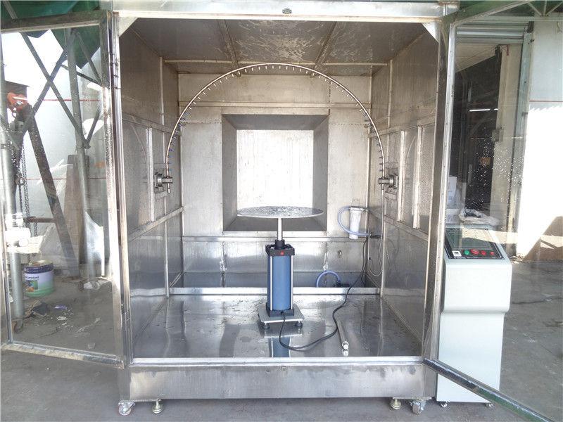 Waterproof Universal Rain Spraying IP Test Equipment IPX5 / IPX6