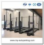 3 Level Parking Lift for 3 Cars/ Parking Lift Tripple Car/ Parking Lift Tripple/Stacking Parking Lift