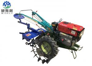 China Dry Land Hand Held Tractor / 2 Wheel Walking Tractor  2.25 X 80 X 1.1 M Dimension on sale