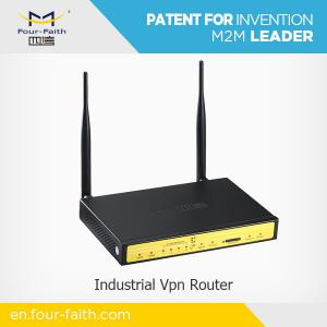 China 3G WiFi Router with external antenna F3234 s for industrial on sale