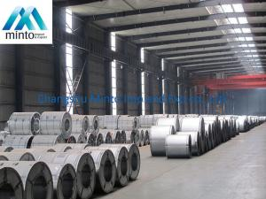 China ISO14001 Prime Hot Dipped Galvanized Steel Sheet In Coil G30 G60 G90 on sale