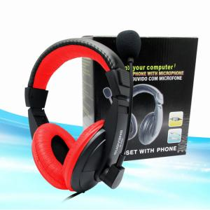 China Eco friendly super Bass headphones for game on sale