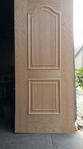China Melamine HDF Door Skin Water Absorption Rate Within 20% Environmental Friendly on sale