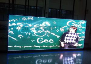 China Customized P3 Full Color SMD LCD Video Wall Display Fixed Installation Front Service on sale