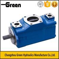 EATON VICKERS 4520V vane pump hydraulic system parts sliding vane pump animation