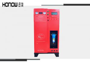 China N2 Tire Nitrogen Inflator Machine , Nitrogen Car Tyre Inflator 96-99.5% Nitrogen Purity on sale