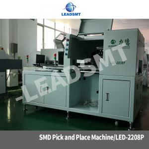 China smd led pcb assembly machine ,led pick and place machine with nozzle heads adjustable ,smd pick and place machine on sale