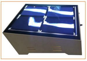 China Performance Industrial X Ray Film Viewer Lamp With Advanced Color TFT LCD Backlight on sale