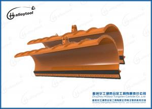 China Customized Cemented Carbide Snow Plow Blade High Virgin Raw Material on sale